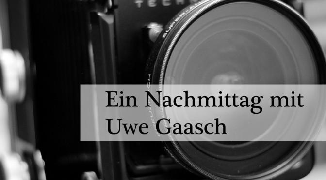 Ein Nachmittag mit Uwe Gaasch