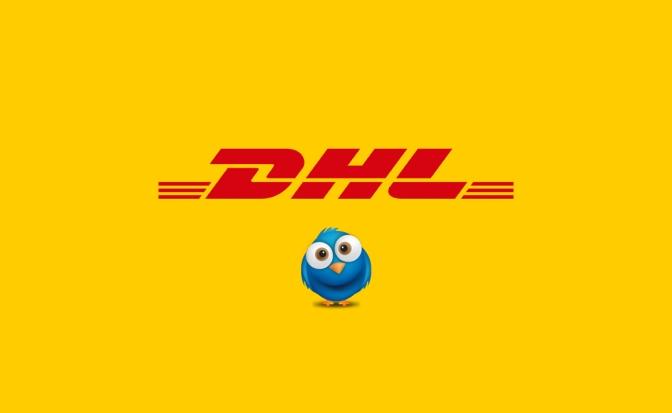 Entgleisung beim Twitter-Kundenservice von DHL